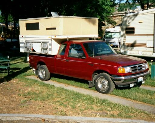 slide on camper for ford ranger autos post. Black Bedroom Furniture Sets. Home Design Ideas